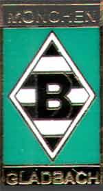 Значок 2 Боруссия М
