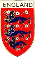 Значок большой Англия 3