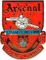 Значок 5 Арсенал