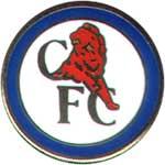 Значок 5 Челси (старая эмблема)