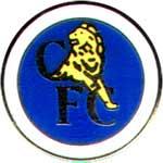 Значок 6 Челси (старая эмблема)