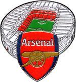 Значок Арсенал Стадион