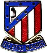 Значок Атлетико Мадрид 1