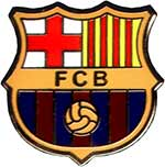 Значок 3 Барселона