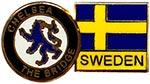 Значок Челси Швеция