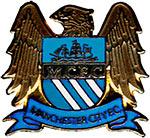 Значок Манчестер Сити 1