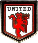 Значок Манчестер Юнайтед 3