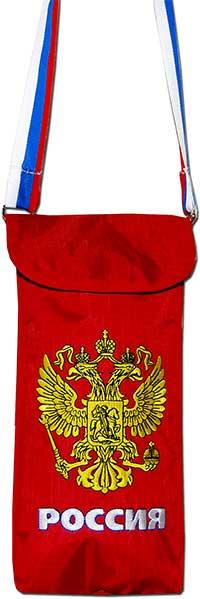 Сумка на шею Россия