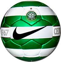 Мяч футбольный 1 Селтик 07-08 Nike