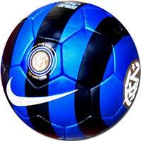 Мяч футбольный 1 Интер 07-08 Nike