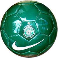 Мяч футбольный 2 Селтик 07-08 Nike