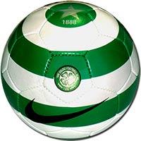Мяч футбольный Селтик 06-07 Nike