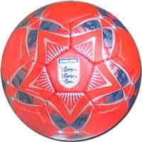 Мяч сувенирный Англия 07 Umbro красный