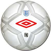 Мяч футбольный Англия 09 Umbro