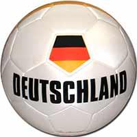 Мяч футбольный Германия Euro 08 Nike