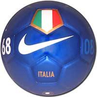 Мяч сувенирный Италия Euro 08 Nike