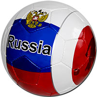 Мяч сувенирный Россия 09 Select