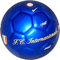 Мяч сувенирный 2 Интер 07-08 Nike