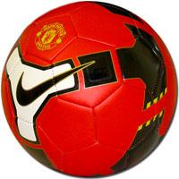 Мяч сувенирный Манчестер Юнайтед 08-09 Nike