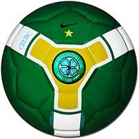 Мяч сувенирный Селтик Nike
