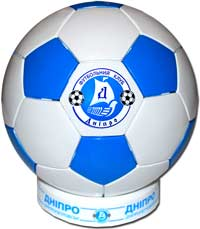 Мяч сувенирный Днепр