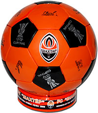 Мяч сувенирный Шахтер 2