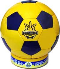 Мяч сувенирный Украина