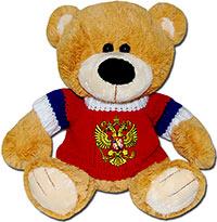 Игрушка Медведь Россия 2