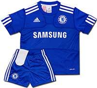 Форма детская Челси 09-10 Adidas