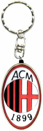 Брелок резиновый Милан