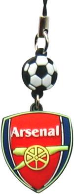 Брелок для мобильного телефона Арсенал