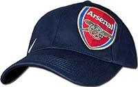 Бейсболка темно-синяя Арсенал 08-09 Nike