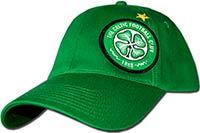 Бейсболка зеленая Селтик 08-09 Nike