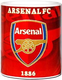 Кружка Арсенал 2