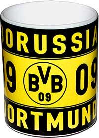 Кружка Боруссия Дортмунд