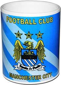 Кружка Манчестер Сити