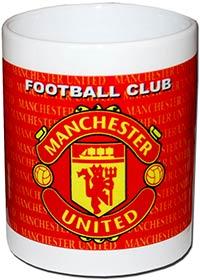 Кружка Манчестер Юнайтед 2