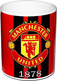 Кружка Манчестер Юнайтед 3