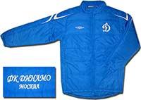 Куртка утепленная Динамо 06 Umbro