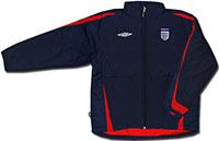 Куртка утепленная 2 сборной Англии 08-09 Umbro