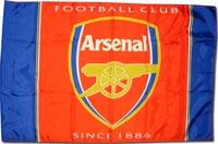 Флаг 2 Арсенал 60 х 90