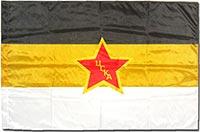Флаг имперский 2 ЦСКА Звезда