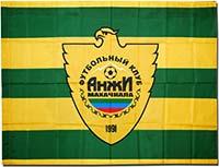 Флаг Анжи 90 х 135