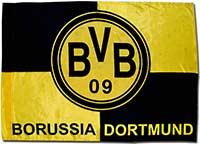 Флаг 2 Боруссия Дортмунд 90 х 60