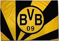 Флаг 1 Боруссия Дортмунд 90 х 60