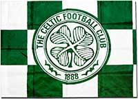 Флаг Селтик 60 х 90