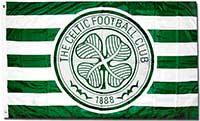 Флаг официальный Селтик 1
