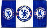 Флаг официальный 2 Челси