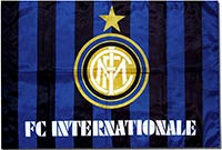 Флаг 1 Интер 90 х 135