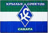 Флаг Крылья Советов 90 х 135